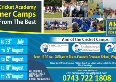 Ceylon Cricket Academy